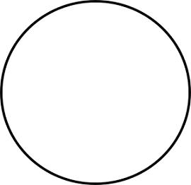 شکل دایره در تابلوهای رانندگی