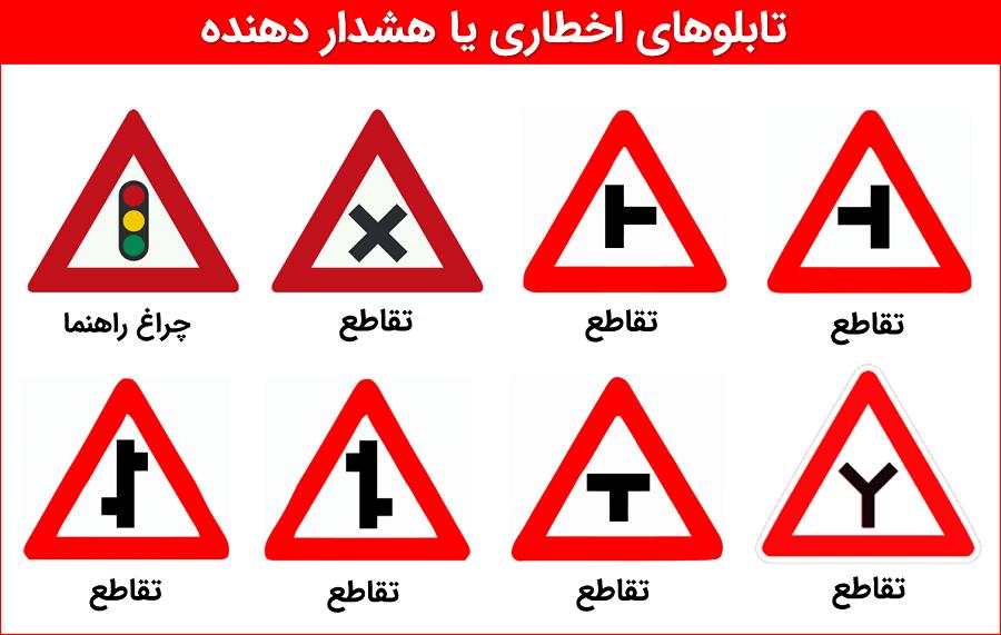 علائم اخطاری