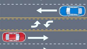 مفهوم خط کشی ها در جاده ها