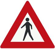 عبور عابر پیاده