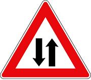 جاده دو طرفه
